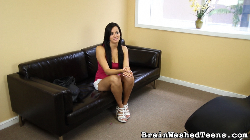 Mandy teaching a lesson. Mandy has come in for help to make her relationship better. After a quick conversation, the Doctor concludes she needs to be a better girlfriend.
